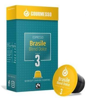 Brasile Blend Dolce, Gourmesso – 10 kapsúl pre Nespresso
