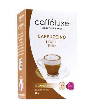 Cappuccino, Cafféluxe Signature Range– 10kapsúl pre Nespresso