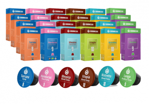 Gourmesso Jumbo Pack – 240 kapsúl pre Nespresso