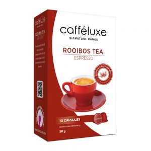 Rooibos, Cafféluxe African– 10kapsúl pre Nespresso