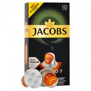 Jacobs Classico 7 - 10 hliníkových kapsúl pre Nespresso kávovary