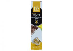 Čaj Funcion Digest, Cuida Té - 5 kapsúl pre Nespresso kávovary