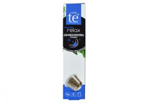 Čaj Funcion Relax, Cuida Té - 5 kapsúl pre Nespresso kávovary