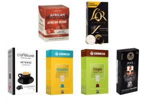Balíček silné kávy - 60 kapsúl pre Nespresso
