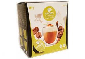 Cappuccino, Origen - 16 kapsúl pre Dolce Gusto