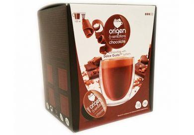 Upraženo - chocolate