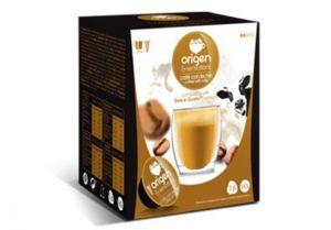 Káva s mliekom, Origen - 16 kapsúl pre Dolce Gusto