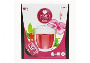 Ovocný čaj, Origen - 16 kapsúl pro Dolce Gusto