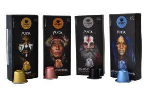 Prémiový testovací balíček Origen Pura - 40 kapsulí pre Nespresso
