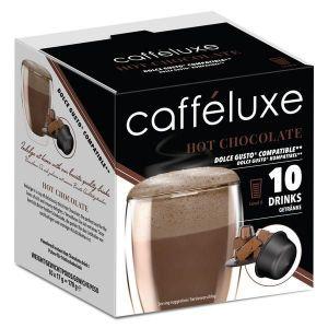 Horká čokoláda, Cafféluxe - 10 kapsúl pre Dolce Gusto