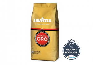 Lavazza Qualita Oro - zrnková káva 500 g