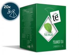 Zelený čaj Puro Magreb, Cuida Té - 20 sáčkov
