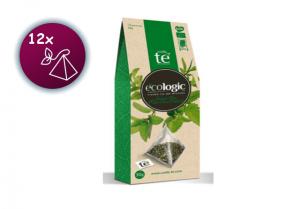 Eko zelený čaj Marrakech, Cuida Té - 12 sáčkov