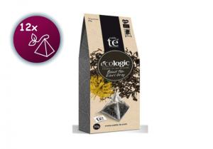 Eko čierny čaj Earl Grey, Cuida Té - 12 sáčkov - EXPIRACIA 5/2021