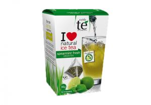 Ľadový zelený čaj Mäta, Cuida Té - 12 sáčkov
