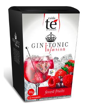 Ľadový čaj čaj iTonic Ibiza, Cuida Té - 12 sáčkov