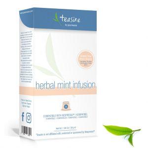 Čaj Gourmesso Herbal Infusion - 10 kapsúl pre Nespresso kávovary