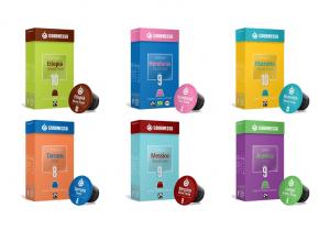Malý testovací balíček, Gourmesso – 60 kapsúl pre Nespresso
