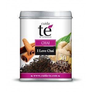 Sypaný čierny čaj I Love Chai, Cuida Té 100 g