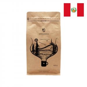 Zrnková káva - Peru 100% arabica
