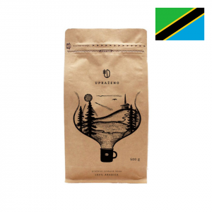 Zrnková káva - Tanzania 100% Arabica