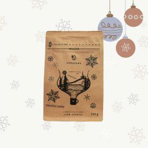 Vianočná zmes 2020 - Zrnková káva 250 g - posledné kusy!