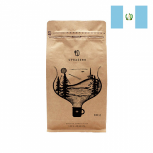 Zrnková káva Guatemala - 100% Arabica