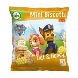 Sušienky Mini Biscotti Ovsené a medové 100 g