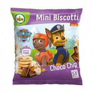 Sušienky Mini Biscotti Labková patrola s čokoládou 100 g