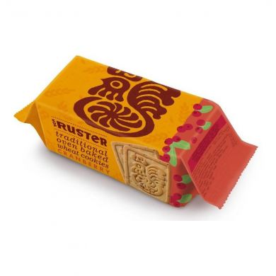 Upraženo - ruster-wheat-cookies-cranberry-160g