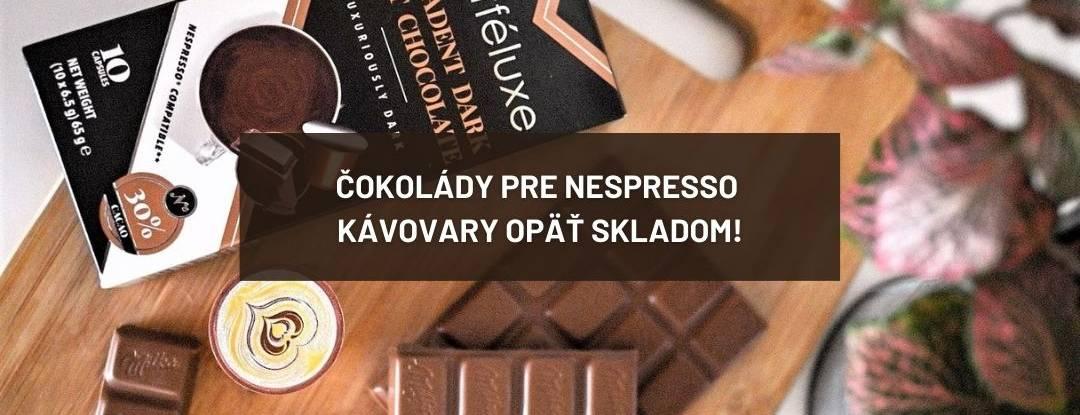 Čoko Nespresso SK