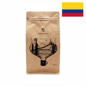 Zrnková káva - Colombia vhodná na filter