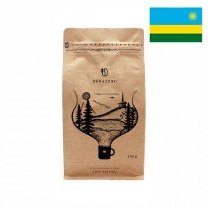 Zrnková káva - Rwanda vhodná na filter