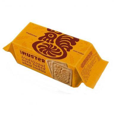 Upraženo - ruster-wheat-cookies-160g
