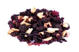 Ovocný sypaný čaj  ČEREŠŇA A BANÁN 100 g
