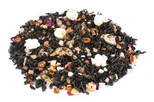 Aromatizovaný zelený sypaný čaj KLÁRIN SEN 115 g