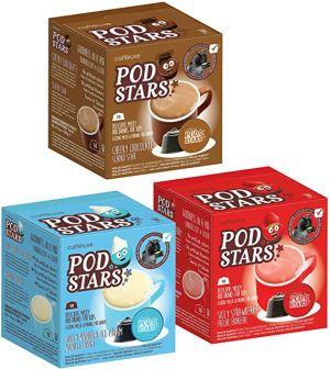 Balíček PodStars, Cafféluxe - 30 kapsúl pre Dolce Gusto