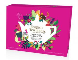 English Tea Shop Prémiová čajová BIO kolekcia - 48 sáčkov