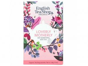 English Tea Shop Sada BIO čajov Ako od mamičky Wellness - 20 sáčkov