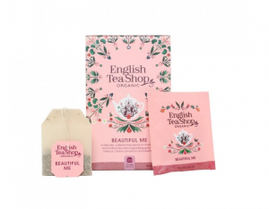 English Tea Shop BIO Skrášľovací  čaj Wellness  - 20 sáčků