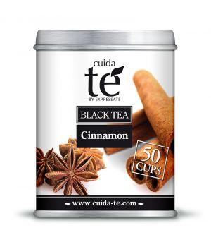 Sypaný čierny čaj so škoricou, Cuida Té 100 g