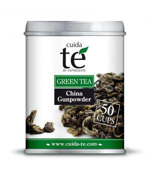 Sypaný zelený čaj China Gunpowder, Cuida Té 100 g