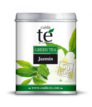 Sypaný zelený čaj s jazmínom, Cuida Té 100 g