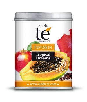 Sypaný ovocný čaj Tropical Dreams, Cuida Té 100 g