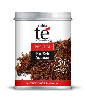 Sypaný červený čaj Pu Erh Yunnan, Cuida Té 100 g