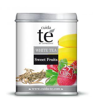 Sypaný biely čaj Sweet Fruit, Cuida Té 100 g
