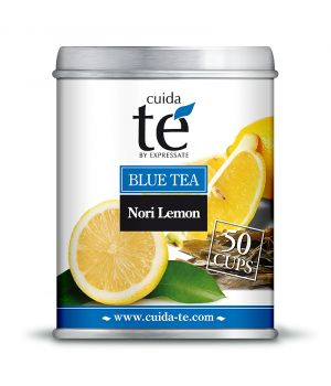 Sypaný Modrý čaj Nori Lemon, Cuida Té 100 g