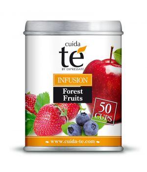 Sypaný ovocný čaj Lesné ovocie, Cuida Té 100 g