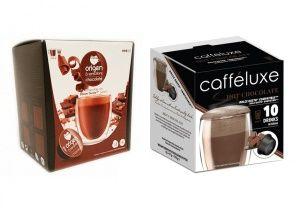 Čokoládové nápoje - balíček 26 kapsúl pre Dolce Gusto kávovary