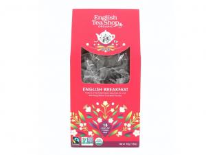 English Tea Shop BIO čaj English Breakfast - 15 pyramídiek